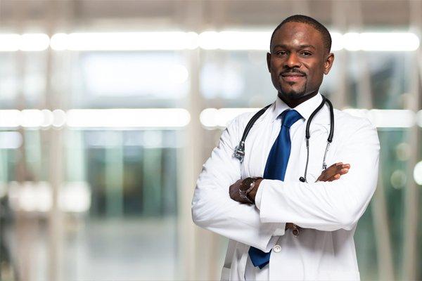 Black-doctor
